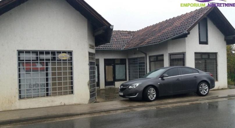 Kuća Pr+Pot i poslovna zgrada! ID:1625/EN