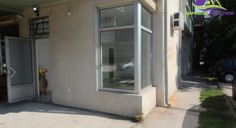 Poslovni prostor na odličnoj lokaciji! ID:137/ENL