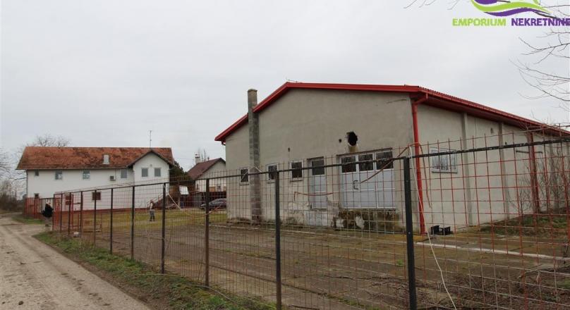Poslovni kompleks u Obudovcu! ID: 101/AZI