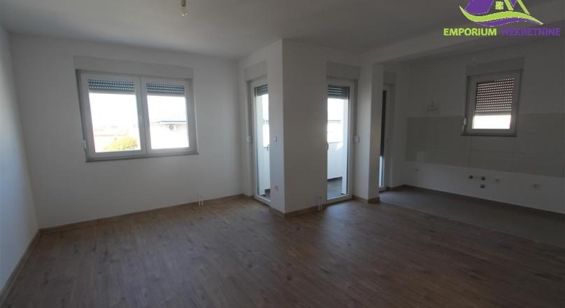 Dvoiposoban stan u novoj gradnji